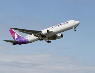 Hawaiian Airlines Boeing 767-300ER