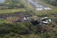 Yeti Airlines crash - Reuters