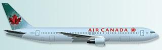 Air Canada B767-300