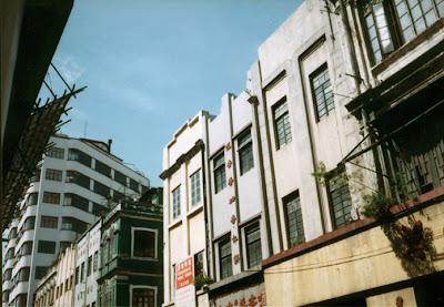 almeida Ribeiro avenue