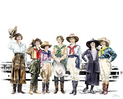Buckin' Horse Suffragettes