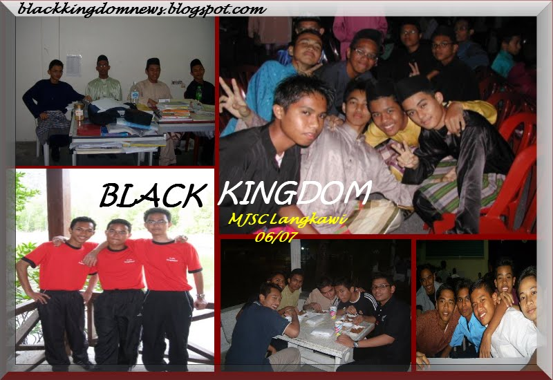 Black Kingdom News