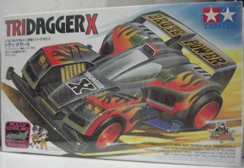 TRIDAGGER X JAPAN 65K
