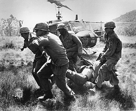 US Troops - Vietnam War