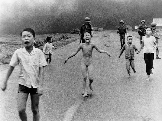 Vietnam War - If things like this are forgot surely it'll be at our own peral.