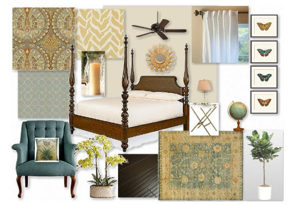 J 39 Adore Decor Another West Indies British Colonial Style Room