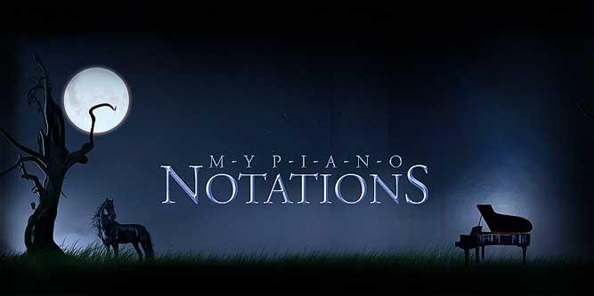 My Piano Notations