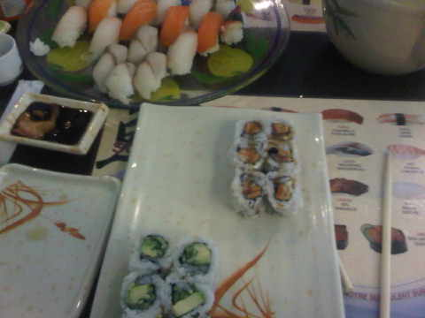 Aji sai japanese restaurant 50 kennedy rd south in for Aji sai asian cuisine