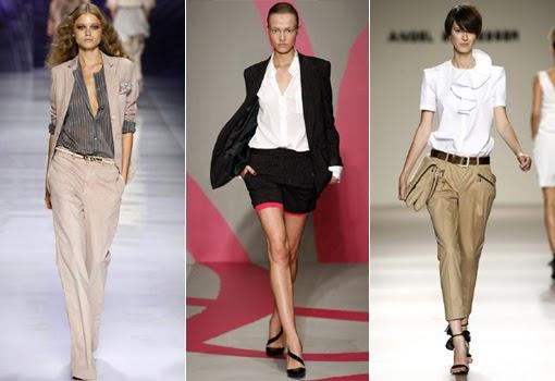 Culto moda tres looks para ir a trabajar al estilo a os 70 - Estilismo anos 70 ...