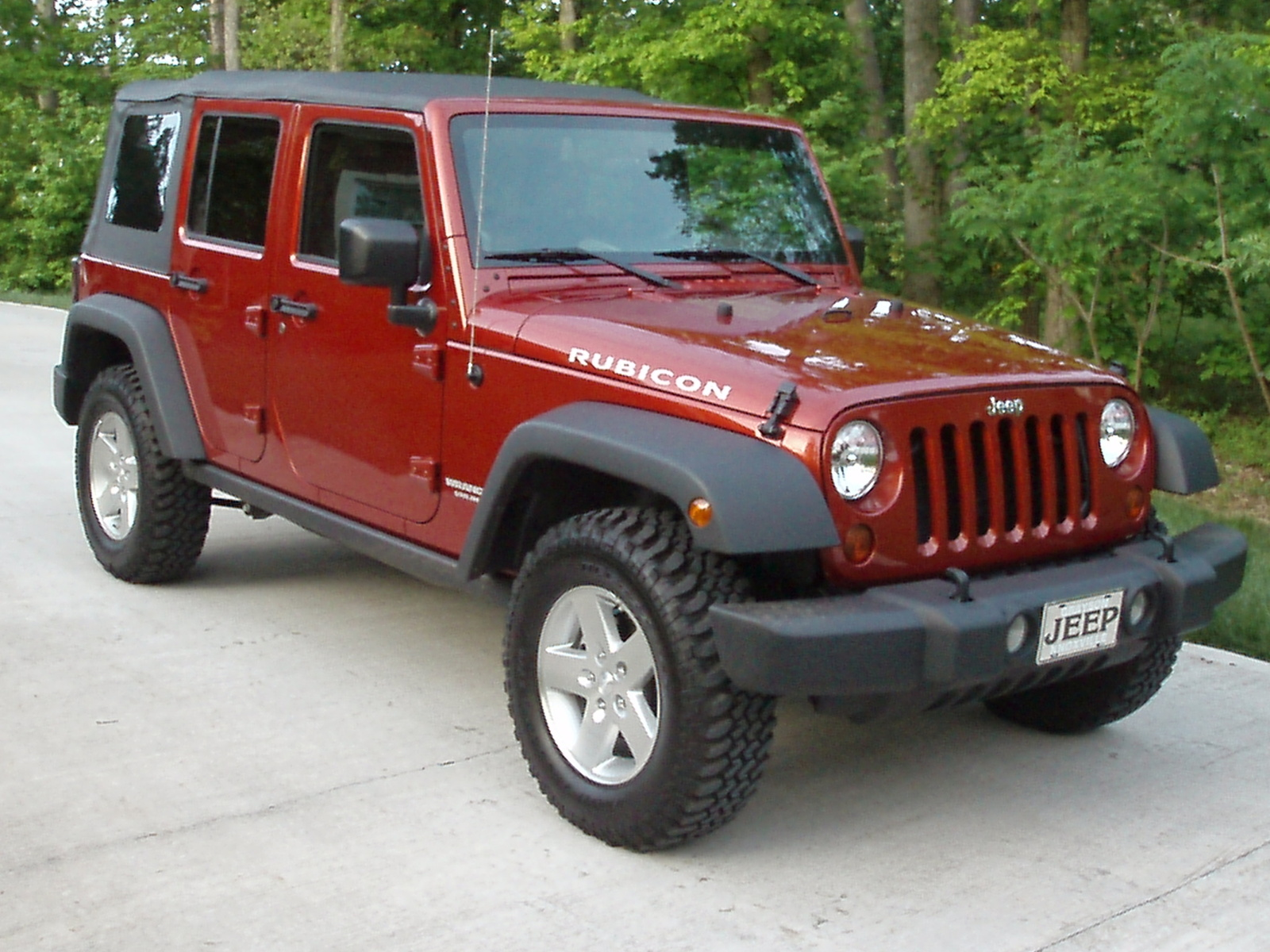 2009 jeep unlimited