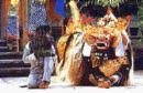 Barong dance in Bali, Balinese dance