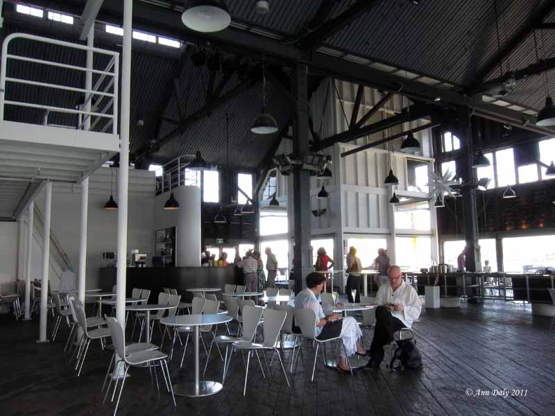 Sydney meanderings wharf theatre 3 for The balcony bar sydney