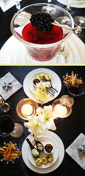 Dupla comemoração com um jantar especial: 1 ano de blog e 15 anos de Marcelo!!!!