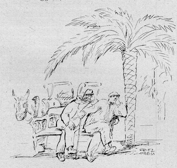 Fritz Preiss Mallorca