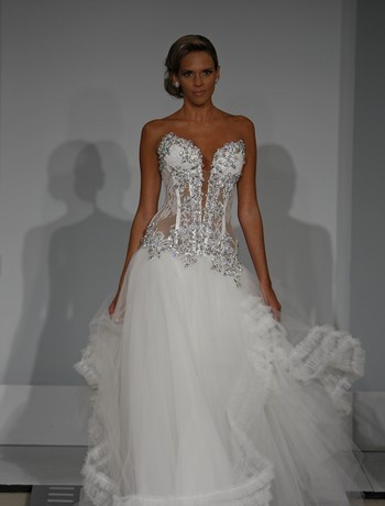 Wedding Dresses Kleinfeld Pnina Tornai 96