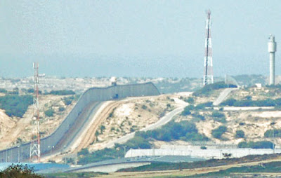 Israel - Gaza border