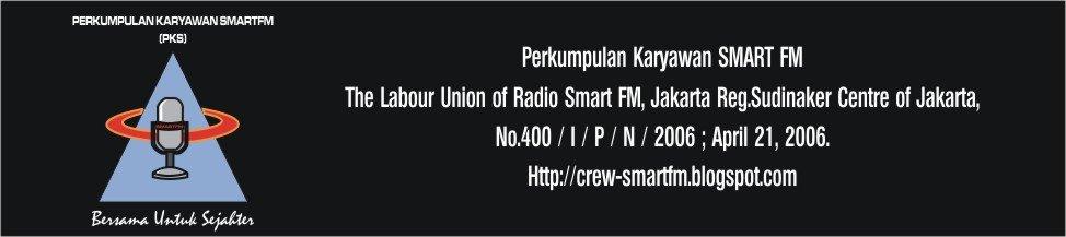 Perkumpulan Karyawan Smart FM Jakarta