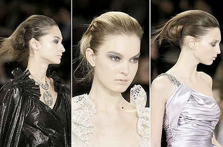 Hairstyles currently on trend iv noticed more and more is the nineties