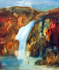 Cascade, by Sr Kristine Haugen, ocdh