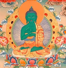 Dhyni Buddha: Amoghasiddhi