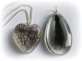 horse hair jewellery