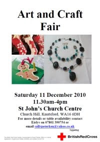 British Red Cross Craft Fair