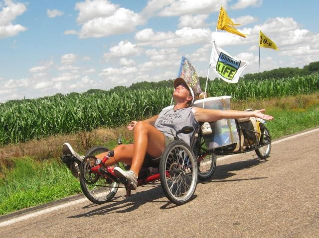 Libertad en trike