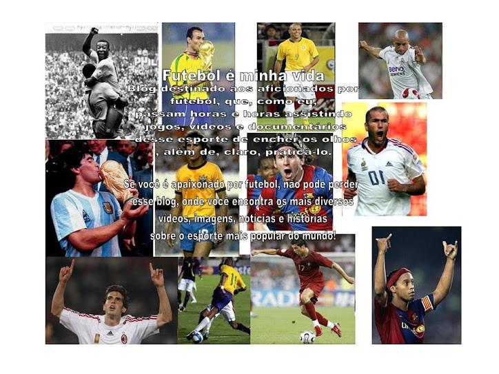 Futebol é Minha Vida