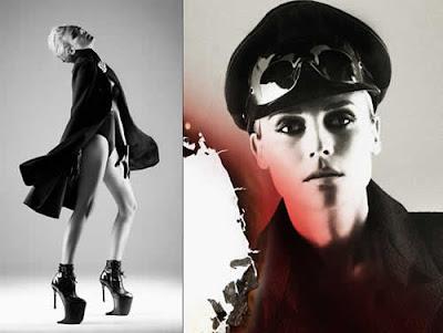 Diane Kruger: Fantasia Militar Sexy