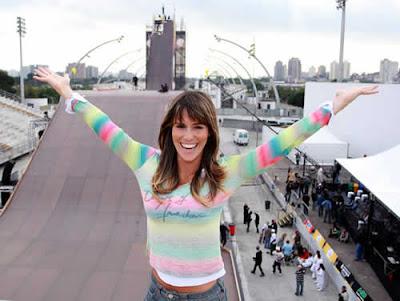 Megarampa: Fernanda Pontes da TV Globinho