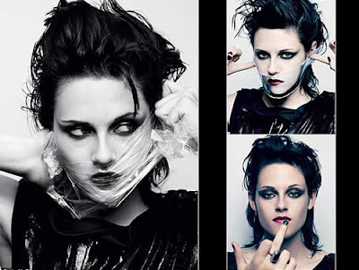 Fotos de Kristen Stewart na Interview
