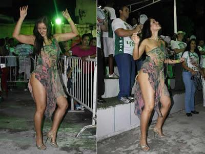 Pernas de Nana Gouvêa