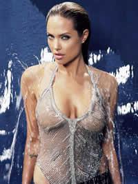 Angelina Jolie e Rosie O'Donnell juntas?