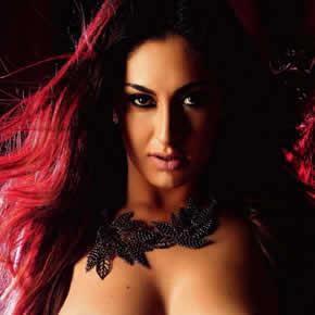 Francine Nua Na Playboy De Hungria
