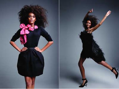 Taís Araújo: Capa da RG Vogue