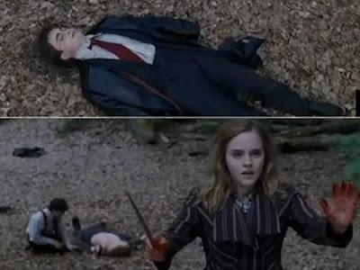 Cenas quentes em Harry Potter: Daniel Radcliffe e Emma Watson