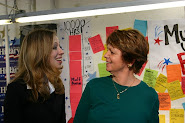 Nancy Meets Chelsea Clinton
