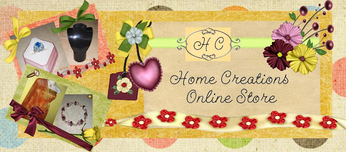 Home Creations Online Store