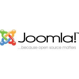 Joomla logo vector