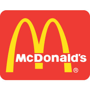 McDonald's logo vector