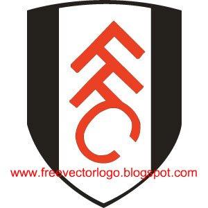 Fulham FC logo vector