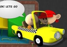 Sim Taxi Lotopolis