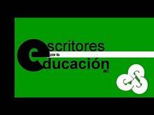 ESCRITORES POR LA EDUCACIÓN