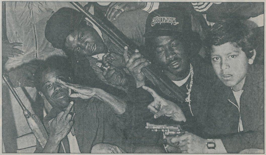 Kool The Gang Never Cool With Kool The Gang