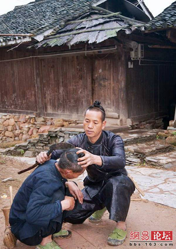 Soccer And Beauty Wana Do Haircut In Chinese Style