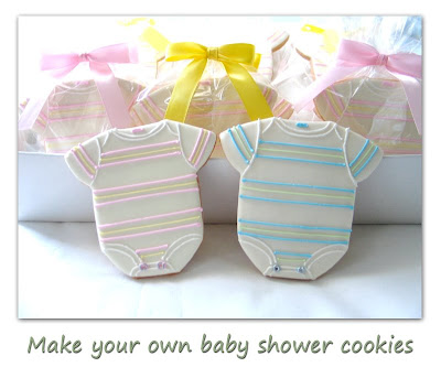 sue os encantados baby shower blog baby shower cookies recipe