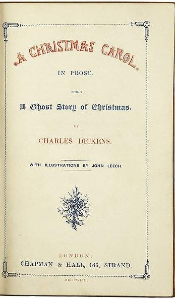 iPad E-Book Library: A Christmas Carol by Charles Dickens