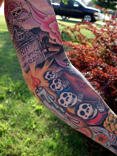 cool half sleeve tattoo ideas. half sleeve tattoo ideas.