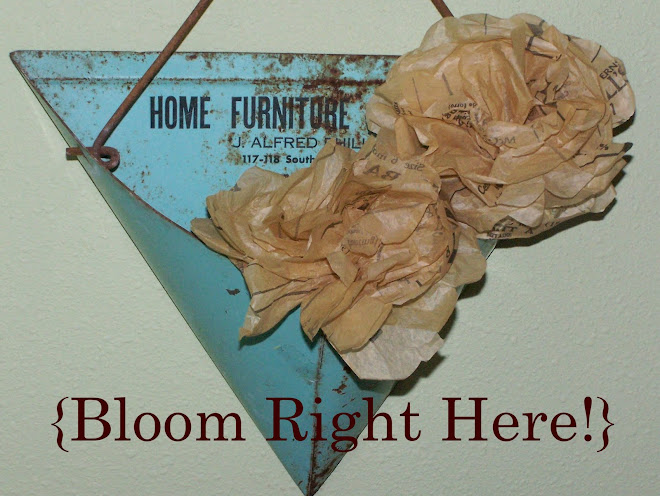 Bloom Right Here!