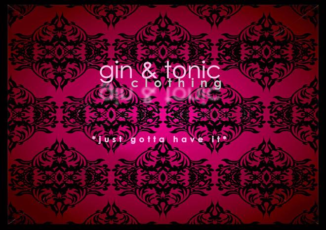 Gin & Tonic Clothing